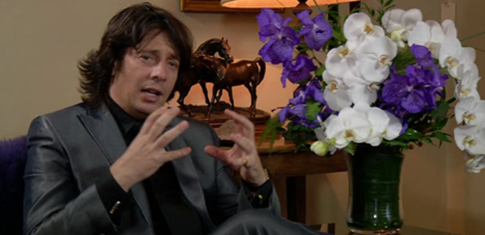 VideoTile Learning team worked with Laurence Llewelyn Bowen