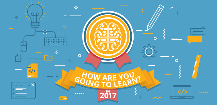 How are you going to learn in 2017