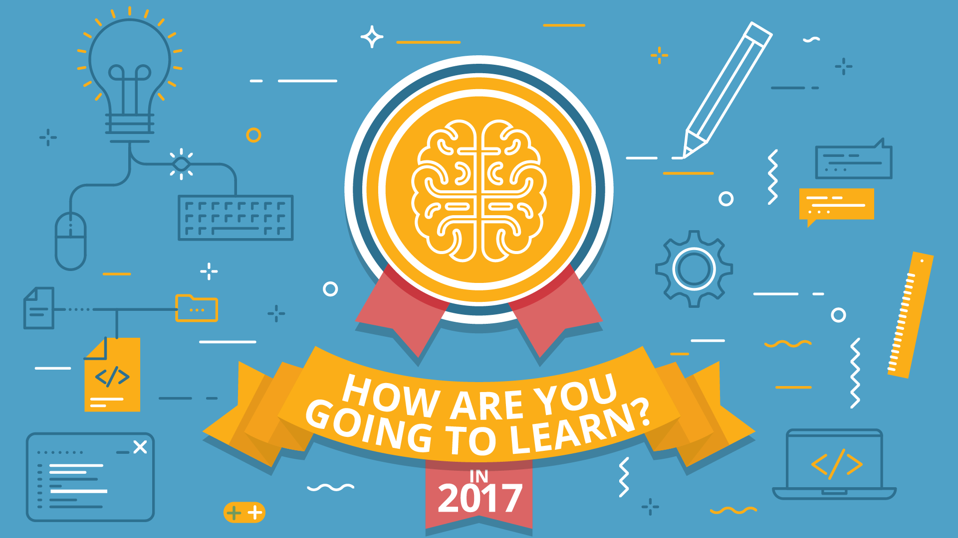 How are you going to learn in 2017 - VideoTile Learning