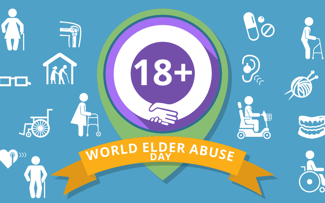 World Elder Abuse Awareness Day – 15th June