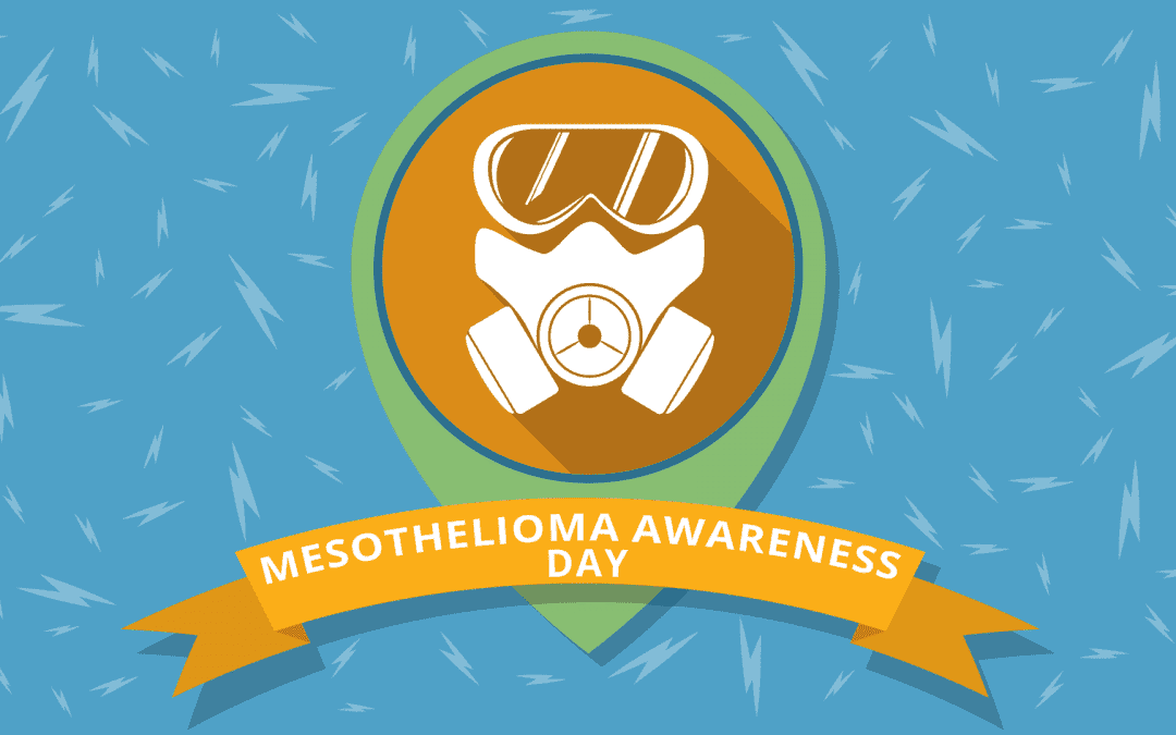 Mesothelioma Awareness Day 2018 – 26th September