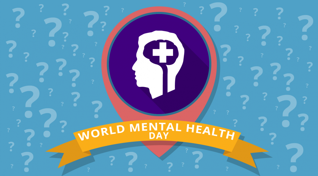World Mental Health Day - 10th October