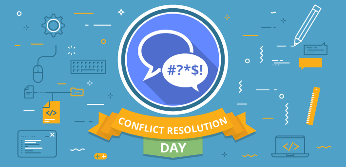 Conflict Resolution Day – 18th October